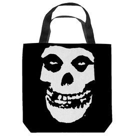 Misfits Fiend Skull Tote