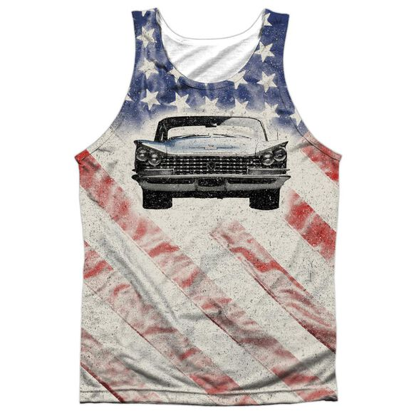 Buick 1959 Electra Flag Adult Poly Tank Top