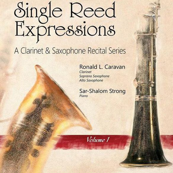Single Reed Expressions: A Clarinet & Sax V1
