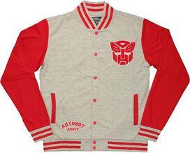 Transformers Autobot Snap Jacket