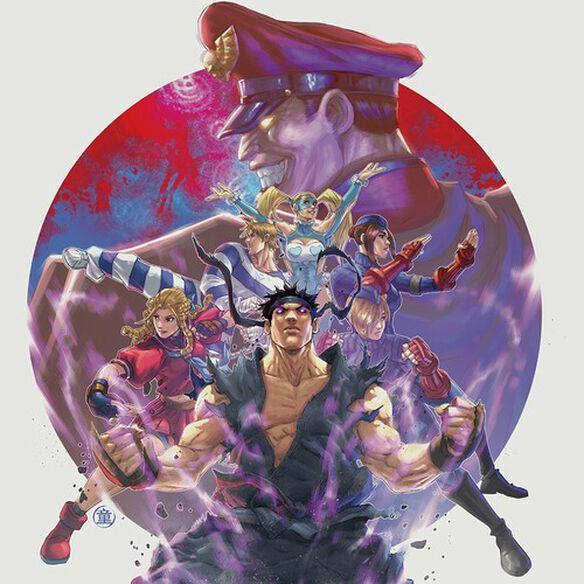 Capcom Sound Team - Street Fighter Alpha 3 (Original Soundtrack)