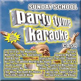 Various Artists - Party Tyme Karaoke: Sunday School (Various Artists)
