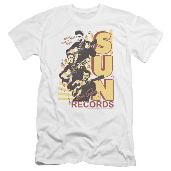 Sun Tri Elvis Premuim Canvas Adult Slim Fit