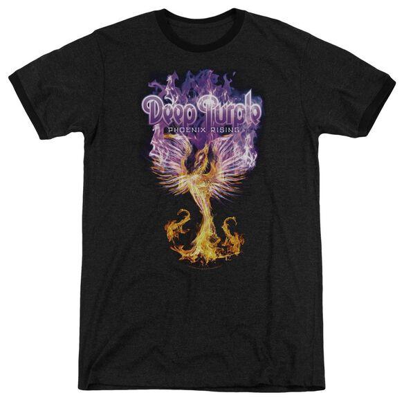 Deep Purple Phoenix Rising Adult Ringer