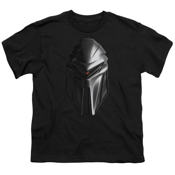Bsg Cylon Head Short Sleeve Youth T-Shirt
