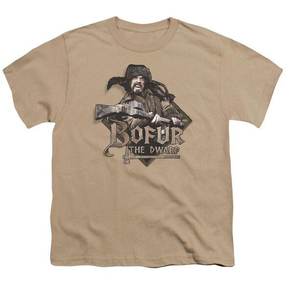 The Hobbit Bofur Short Sleeve Youth T-Shirt