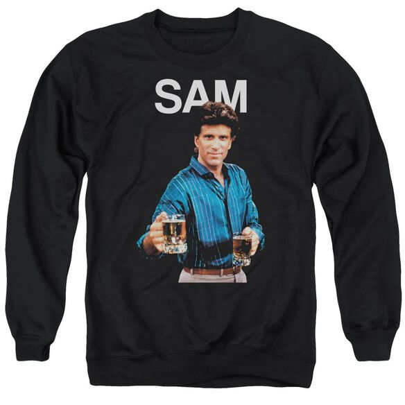 Cheers Sam Adult Crewneck Sweatshirt