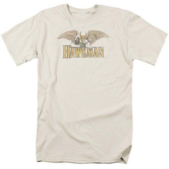 Dc Hawkman Short Sleeve Adult Sand T-Shirt