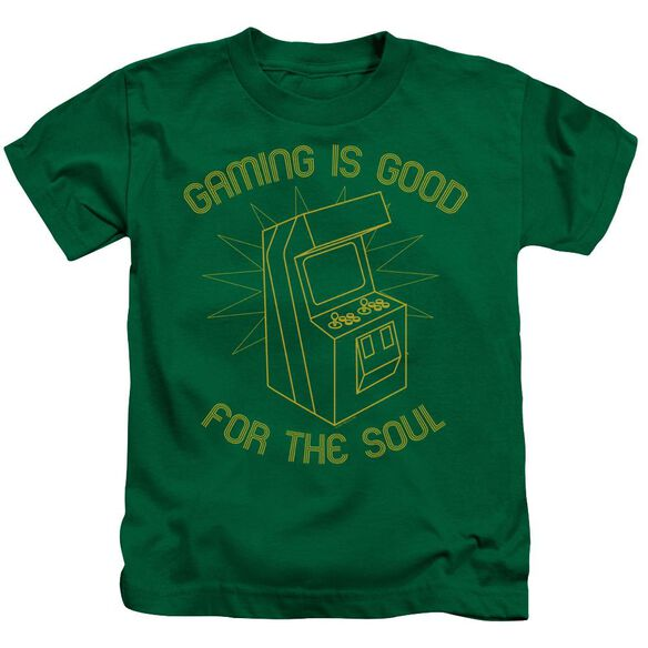 GAMING FOR THE SOUL - JUVENILE 18/1 - KELLY GREEN - T-Shirt