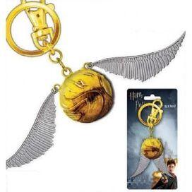 Harry Potter Golden Snitch Keychain
