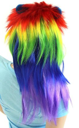 Loyalty Deluxe Pony Wig