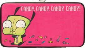 Invader Zim I Love Candy Clutch Wallet
