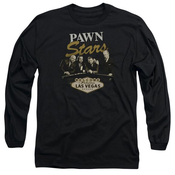 Pawn Stars Let It Roll Long Sleeve Adult T-Shirt