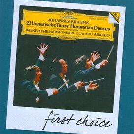 Claudio Abbado / Vienna Philharmonic Orchestra - Brahms: 21 Ungarische Tänze