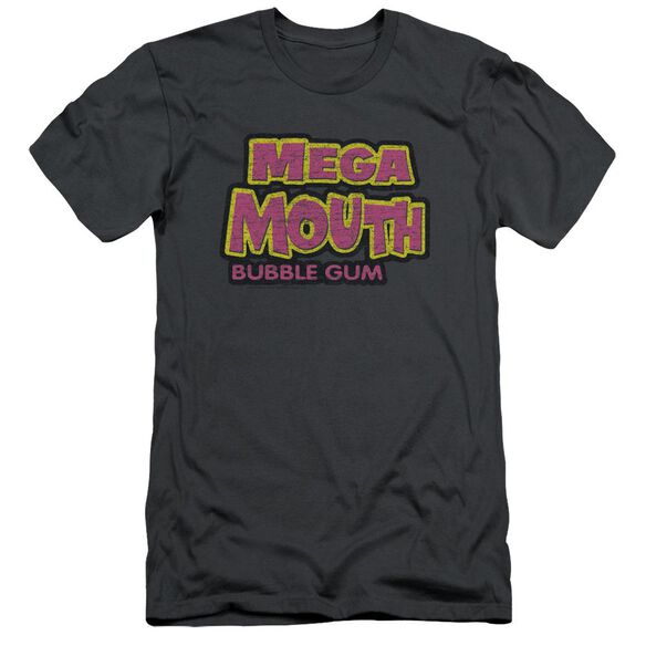 Dubble Bubble Mega Mouth Short Sleeve Adult T-Shirt