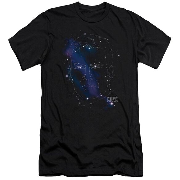 Star Trek Kirk Constellations Premuim Canvas Adult Slim Fit