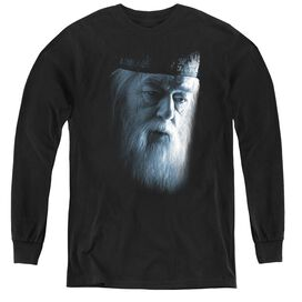 Harry Potter Dumbledore Face-youth Long