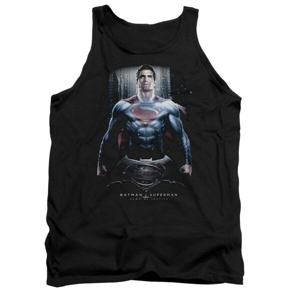 Batman V Superman Supe Ground Zero Adult Tank