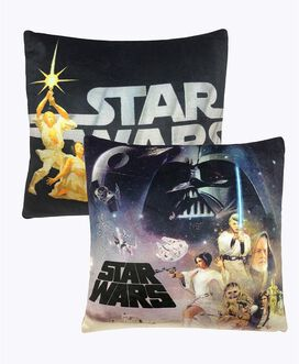 Star Wars Squishy Pillow Set