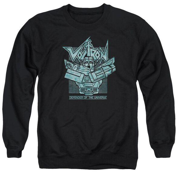 Voltron Defender Rough Adult Crewneck Sweatshirt