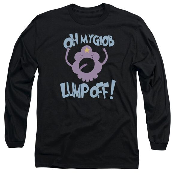Adventure Time Lump Off Long Sleeve Adult T-Shirt
