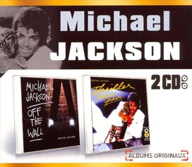 Michael Jackson - Off the Wall/Thriller