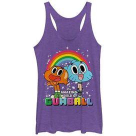 Gumball Best Friends Tank Top Juniors T-Shirt