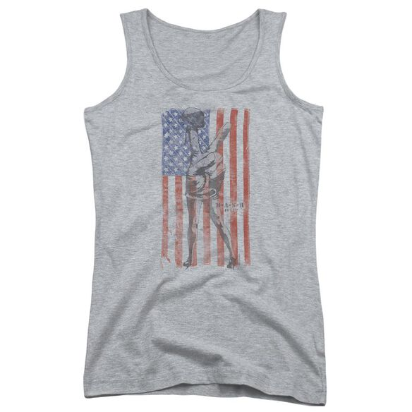 Mash Hang Em High Juniors Tank Top Athletic