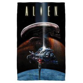 Alien Prey Bath Towel