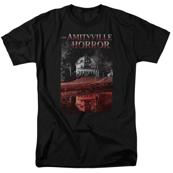 Amityville Horror Cold Blood Short Sleeve Adult T-Shirt