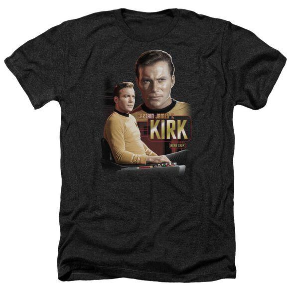 Star Trek Captain Kirk Adult Heather