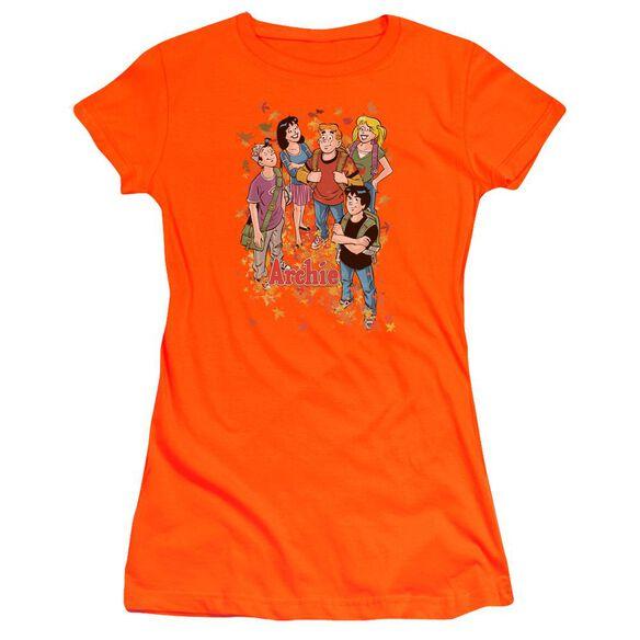 Archie Comics Colorful Premium Bella Junior Sheer Jersey