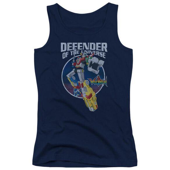 Voltron Defender Juniors Tank Top