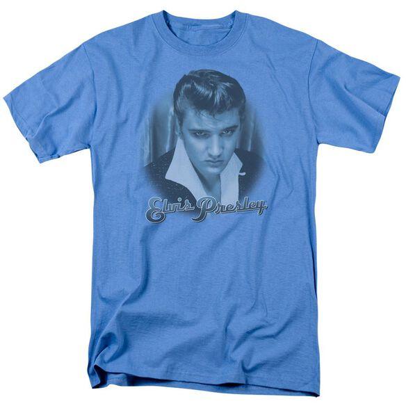 Elvis Suede Fade Short Sleeve Adult Carolina T-Shirt