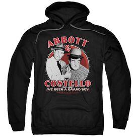 Abbott & Costello Bad Boy Adult Pull Over Hoodie