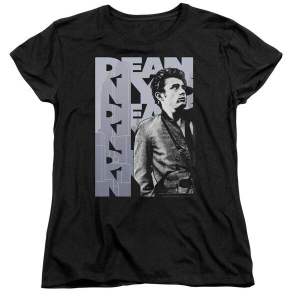 Dean Nyc Short Sleeve Womens Tee T-Shirt