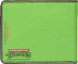 Ninja Turtles Donatello Face Wallet