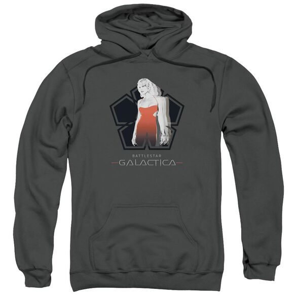 Bsg Cylon Tech Adult Pull Over Hoodie