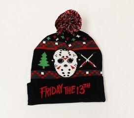 Friday the 13th Jason Christmas Beanie