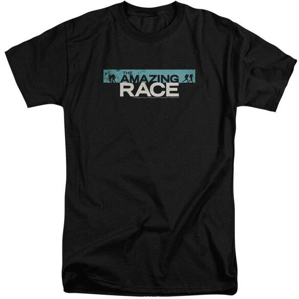 Amazing Race Bar Logo Short Sleeve Adult Tall T-Shirt