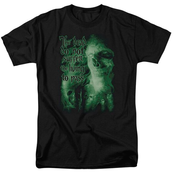Lor King Of The Dead Short Sleeve Adult T-Shirt