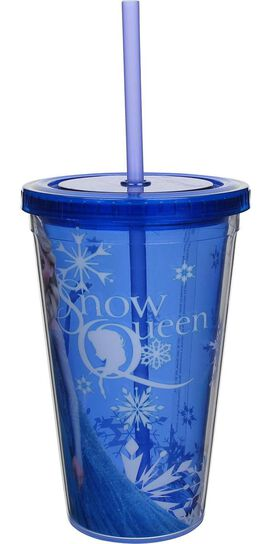 Frozen Snow Queen Travel Cup