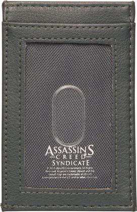 Assassins Creed Unity Metal Badge ID Card Wallet