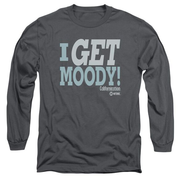 Californication I Get Moody Long Sleeve Adult T-Shirt