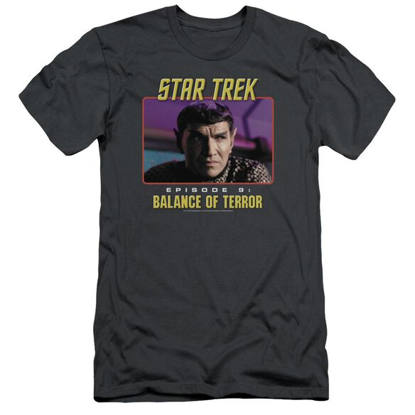 St Original Balance Of Terror Short Sleeve Adult T-Shirt