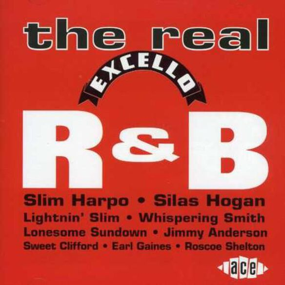 Real Excello R&B / Various (Uk)