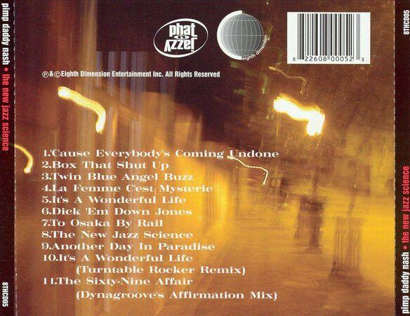 New Jazz Science 0903