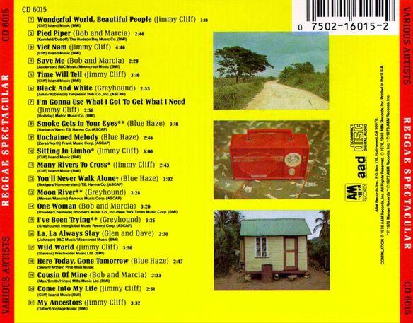 Reggae Spectacular 0295