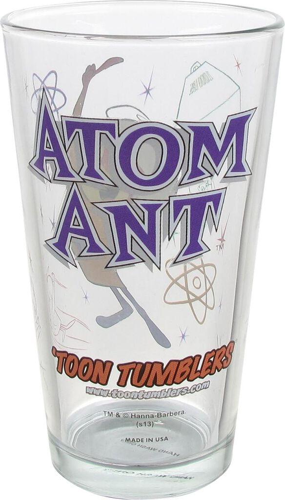 Atom Ant Pint Glass