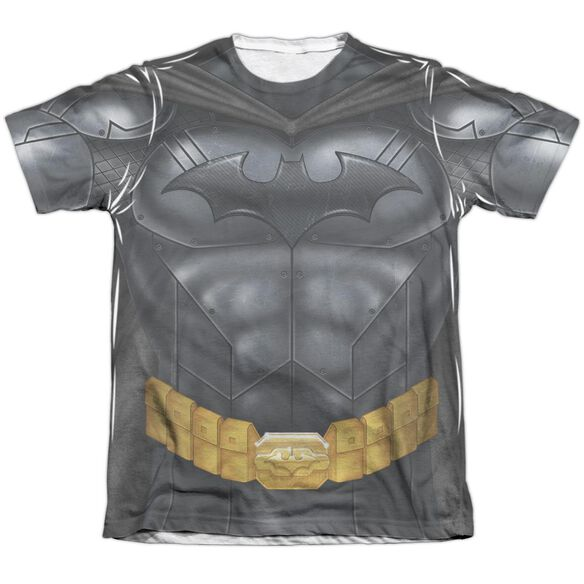Batman Batman Athletic Uniform Adult Poly Cotton Short Sleeve Tee T-Shirt